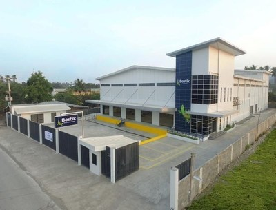 New Bostik Philippines Manufacturing Plant - Misamis Oriental (PRNewsFoto/Bostik)
