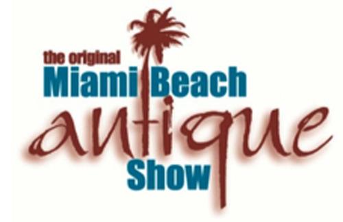 The Original Miami Beach Antique Show.  (PRNewsFoto/The Original Miami Beach Antique Show)
