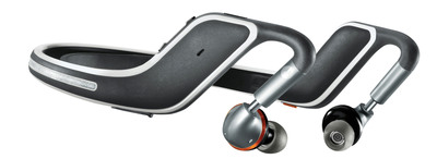 Motorola S11-FLEX HD Wireless Headset: Flexible Fit, Rock-Solid Sound.  (PRNewsFoto/Motorola Mobility)