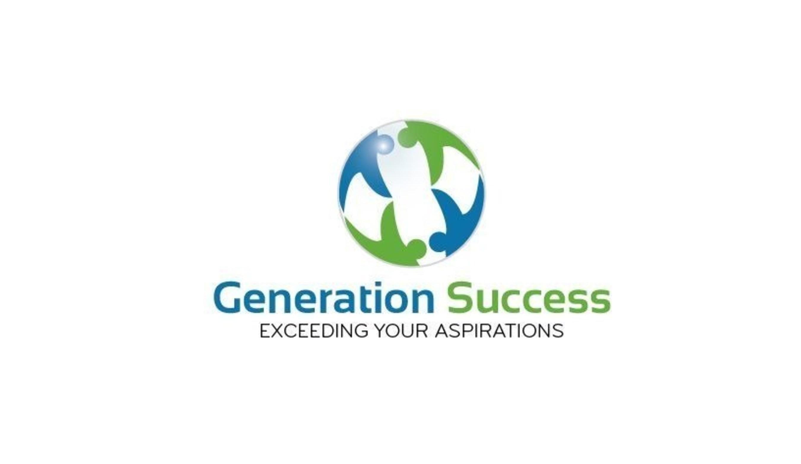 Generation Success Logo (PRNewsFoto/Generations Success) (PRNewsFoto/Generations Success)