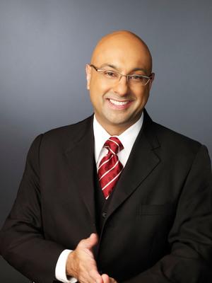 CNN's Ali Velshi to Host IR Magazine Awards - US 2013 on March 21.  (PRNewsFoto/IR Magazine)