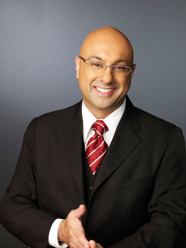 CNN's Ali Velshi to Host IR Magazine Awards - US 2013 on March 21.  (PRNewsFoto/IR Magazine)