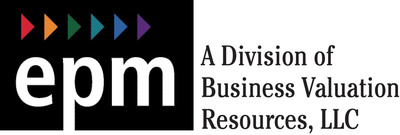 EPM - A Division of Business Valuation Resources, LLC.  (PRNewsFoto/BVR)