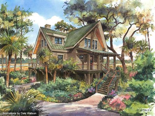 South Carolina's Kiawah Island is Site of HGTV Dream Home 2013.  (PRNewsFoto/HGTV Dream Home)