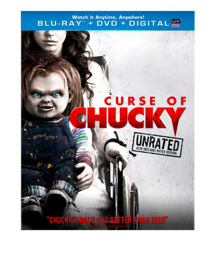 From Universal Studios Home Entertainment: Curse of Chucky.  (PRNewsFoto/Universal Studios Home Entertainment)