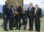 Webster University's Walker School Honors AT&T Chairman & CEO Randall Stephenson as CEO of the Year