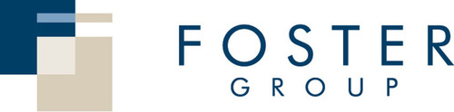 Foster Group Inc. logo.  (PRNewsFoto/Foster Group Inc.)