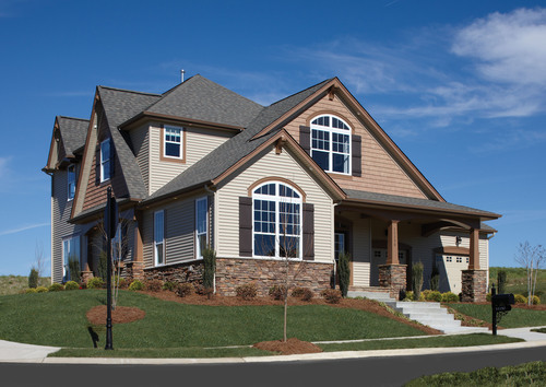 Mattamy's award-winning Periwinkle model in the Skybrook, Huntersville community won Gold at the Charlotte ...