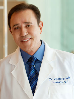 New book by legendary dermatologist Dr. Zein Obagi teaches the science of skin health
