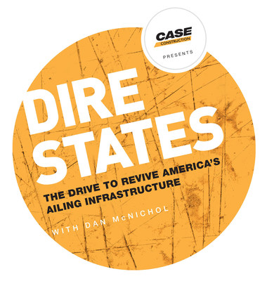 CASE Construction Equipment Brings Dire States Tour to Texas in Support of Infrastructure Investment (PRNewsFoto/CASE Construction Equipment)