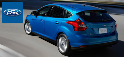 2014 Ford Focus in Cincinnati, OH. (PRNewsFoto/Mike Castrucci Auto Group)