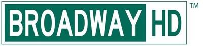 BroadwayHD Logo (PRNewsFoto/BroadwayHD)