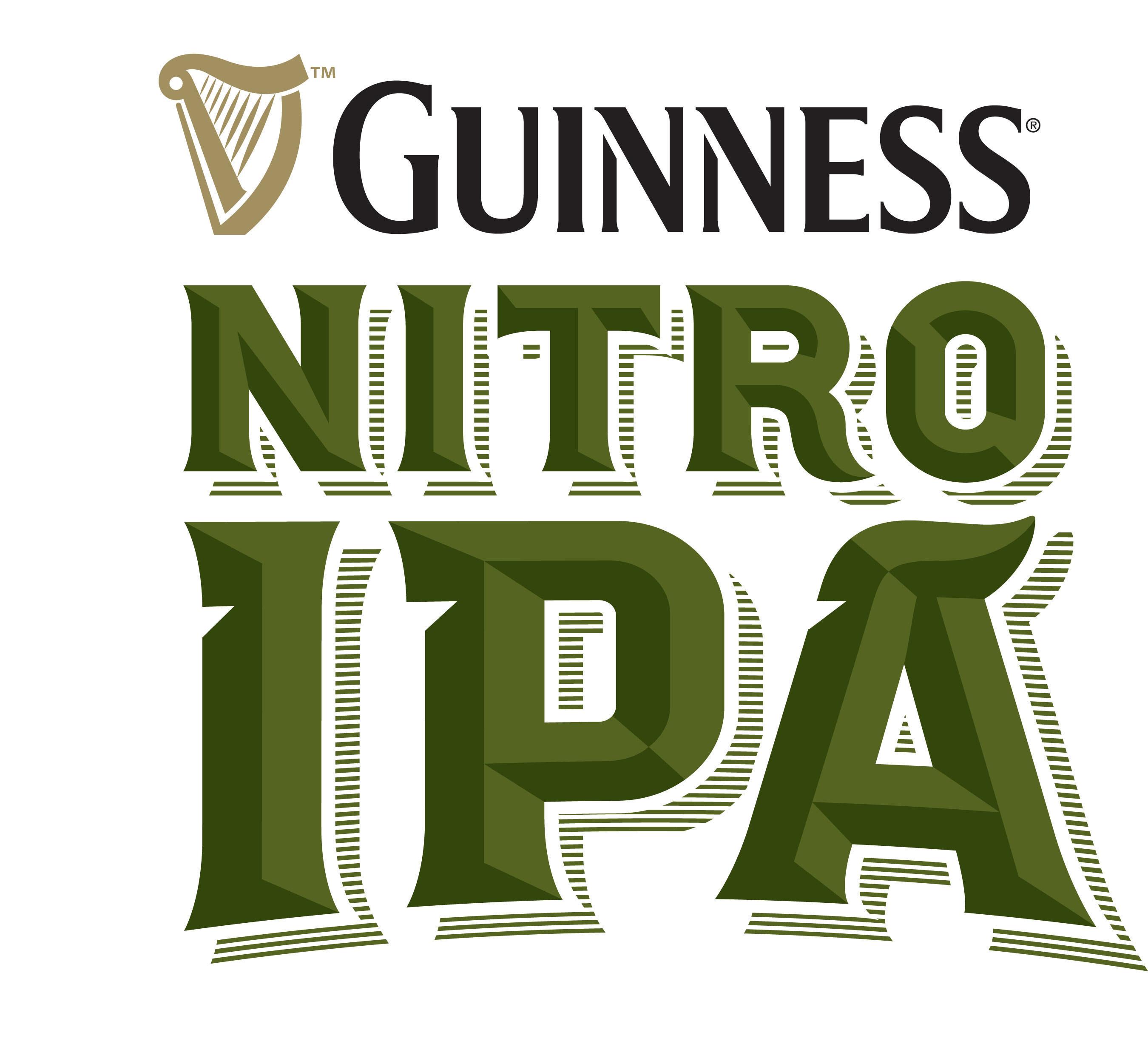 Guinness Nitro IPA logo