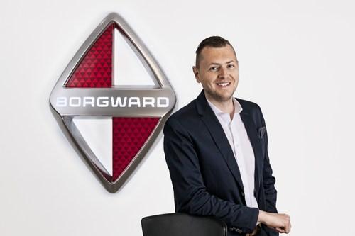 David Napoleon Genot, new Executive Design Director of Europe (PRNewsFoto/BOGWARD Group AG)