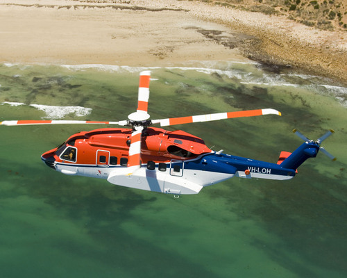 Sikorsky S-92® Helicopter Fleet Achieves 250,000 Flight Hours at Record Pace