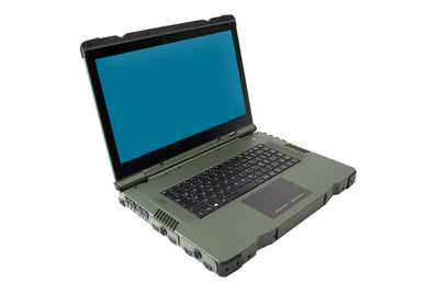 Quad Core Processing Enhances Performance of New Rugged Notebook from MilDef
