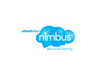 Schoolwires Nimbus engages students in familiar and safe social learning environment.  (PRNewsFoto/Schoolwires, Inc.)