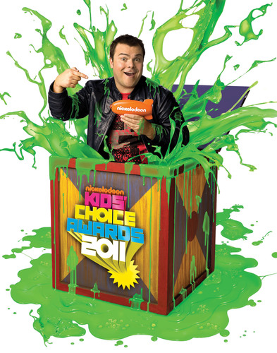 Expect the Unexpected as Jack Black Hosts Nickelodeon's 2011 Kids' Choice Awards Airing Live From