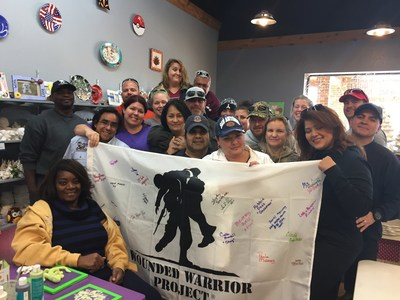 Wounded Warrior Project recently hosted a multi-day rehabilitative workshop for couples in Asheville.
