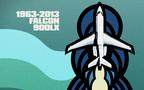 Dassault Falcon 50 year anniversary calendar