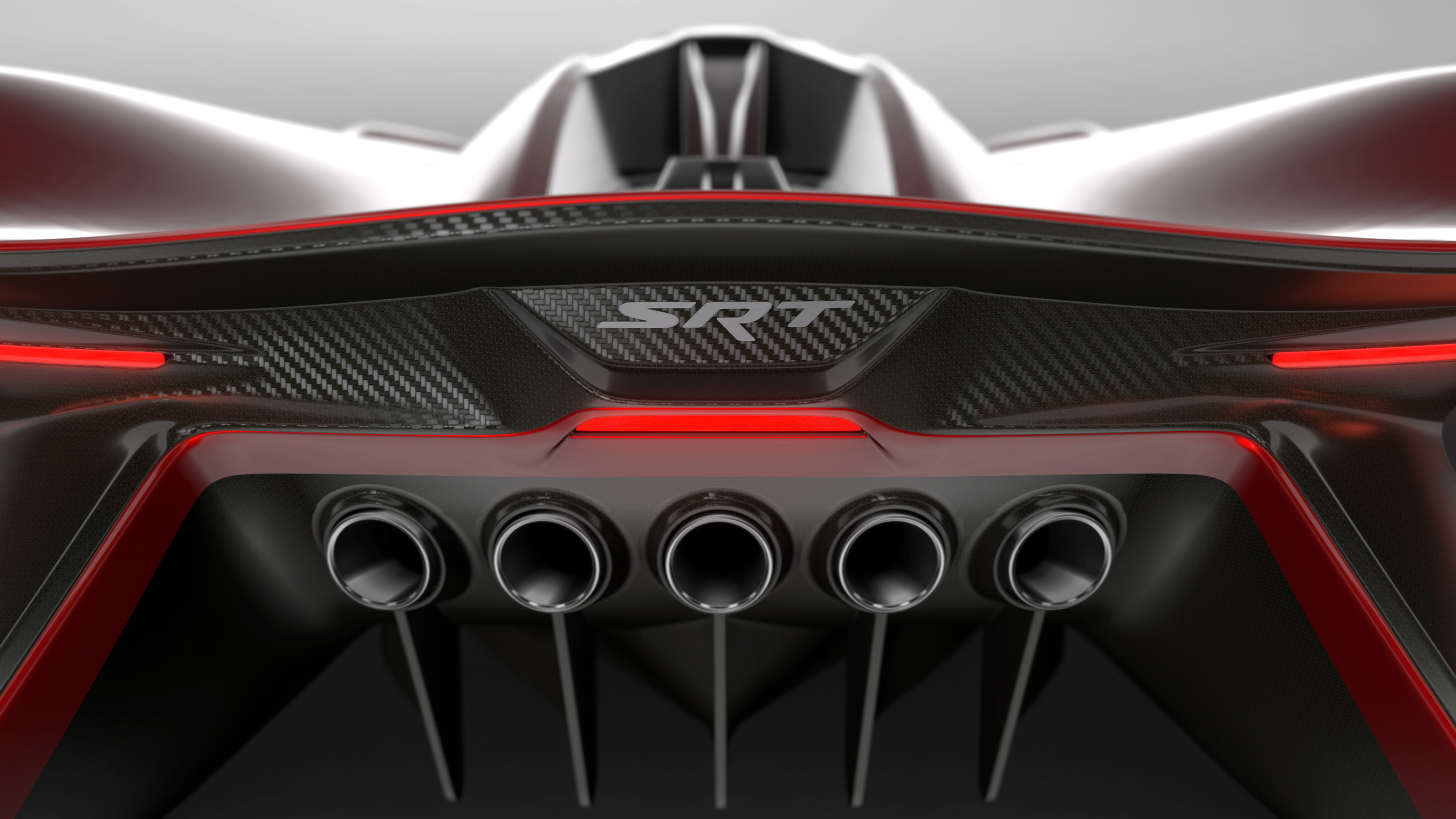FCA US LLC has revealed new images of the SRT Tomahawk Vision Gran Turismo, a single-seat hybrid powertrain concept vehicle, to be released exclusively in Gran Turismo(R)6. Stay tuned for more updates including the official unveiling coming soon!