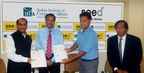 SEED Infotech - IICA Signing of Agreement (PRNewsFoto/SEED Infotech Ltd)