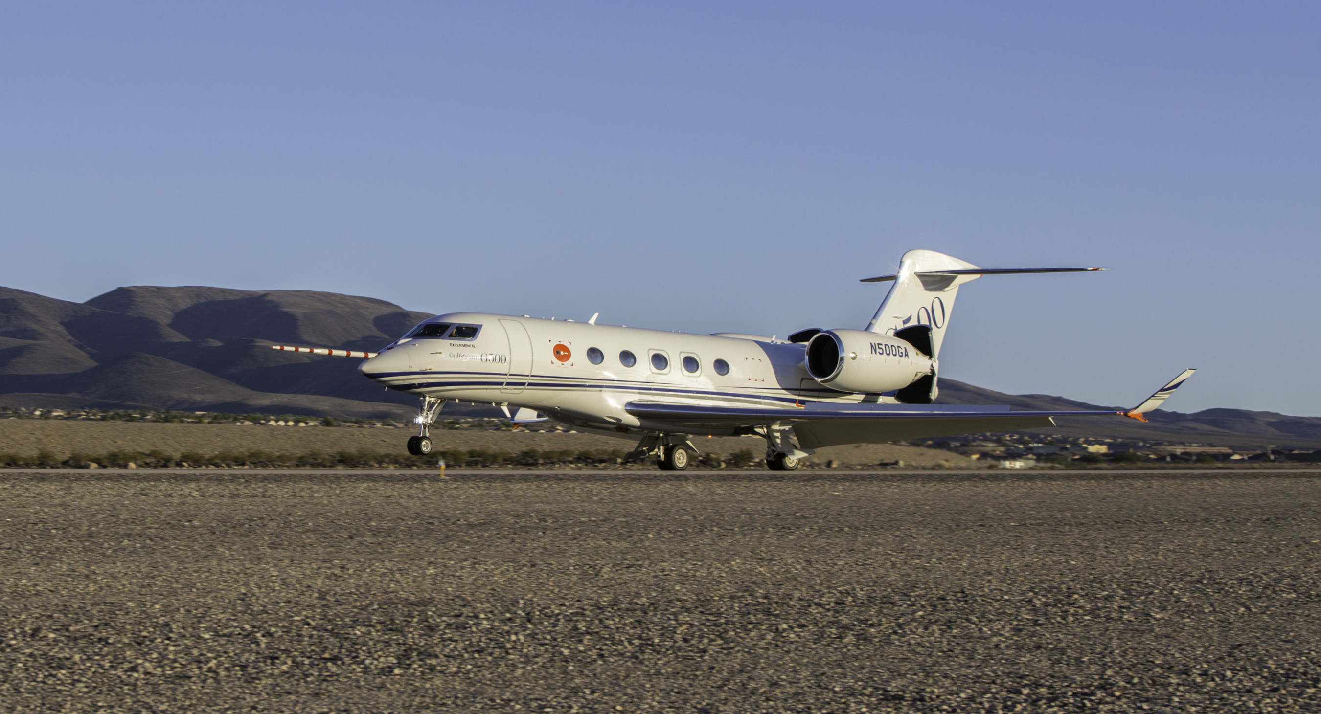 Gulfstream G500 Makes NBAA Debut