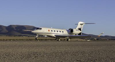Gulfstream G500 Makes NBAA Debut