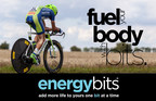 Fuel your body with plant-based ENERGYbits to ignite your performance. The pros are #PoweredByBits. Are you? (PRNewsFoto/ENERGYbits Inc.)