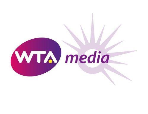 WTA Media Logo (PRNewsFoto/WTA and Perform Plc)