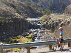 Oregon Parks and Recreation Department and Travel Oregon unveil the state's newest Scenic Bikeway: Oregon Outback.