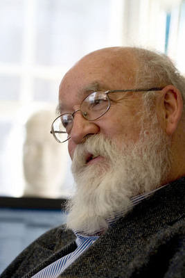 His Royal Highness the Prince of Orange will award the American philosopher Daniel C. Dennett (1942) with the Erasmus Prize 2012. The theme of the Erasmus Prize this year is 'the cultural meaning of the natural sciences'.  (PRNewsFoto/Praemium Erasmianum Foundation)