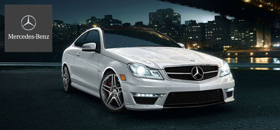 Find a large selection of C-Class models to choose from at Loeber Motors today.  (PRNewsFoto/Loeber Motors)