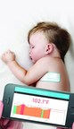 TempTraq wireless, wearable thermometer gives parents peace of mind and their children the rest they need to get better.