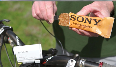 Sony Power Food.