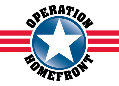 Operation Homefront Logo.  (PRNewsFoto/Operation Homefront)
