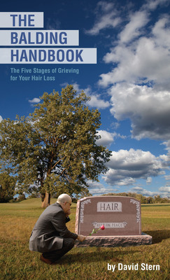 The Balding Handbook Cover.  (PRNewsFoto/Eckhartz Press)