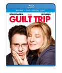 Just in Time for Mother's Day, the Mother of All Road Trips  - The Guilt Trip - Starring Barbra Streisand & Seth Rogen hits the road on Blu-ray, DVD, Digital Download and On Demand April 30, 2013.  (PRNewsFoto/Paramount Home Media Distribution)
