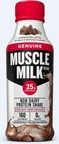 Muscle Milk - chocolate flavor
