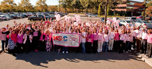 Team Schein Members today commemorated National Breast Cancer Awareness Month by wearing pink and generously ...