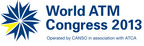 World ATM Congress will take place in Madrid, Spain, 12 - 14 February 2013. The event combines a large-scale exhibition, world-class conference, and social events providing premier networking opportunities and the chance to learn the latest trends and developments in air traffic. Operated by the Civil Air Navigation Services Organisation (CANSO) in association with the Air Traffic Control Association (ATCA), World ATM Congress is backed by leading air navigation service providers and industry suppliers, making it the only event organised for the industry, by the industry. Learn more at www.worldatmcongress.org.  (PRNewsFoto/World ATM Congress)