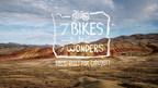 Travel Oregon launches epic scavenger hunt. 7Bikes for 7Wonders. #traveloregon #7Bikes7Wonders