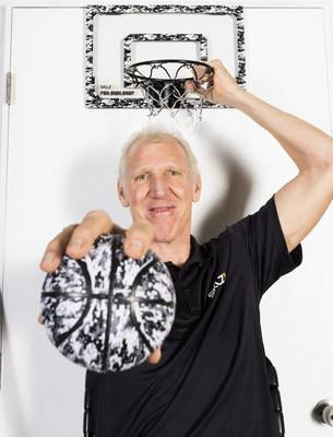 Bill Walton and SKLZ Pro Mini Hoop Rebound