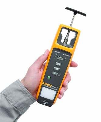 The Fluke(R) 1000FLT Fluorescent Light Tester eliminates the guesswork of maintaining fluorescent lamps by performing all the essential tests on lamps in less than 30 seconds: lamp tester, ballast tester, non-contact voltage detector, pin continuity tester, and ballast discriminator. The 1000FLT eliminates trial, error, and rework, and reduces the time maintenance teams spend fixing lights.