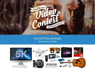 MacSales.com, in Partnership with OWC, Announces Second Annual Video Contest Starting September 29, Grand Prize Package Worth Over $10,000