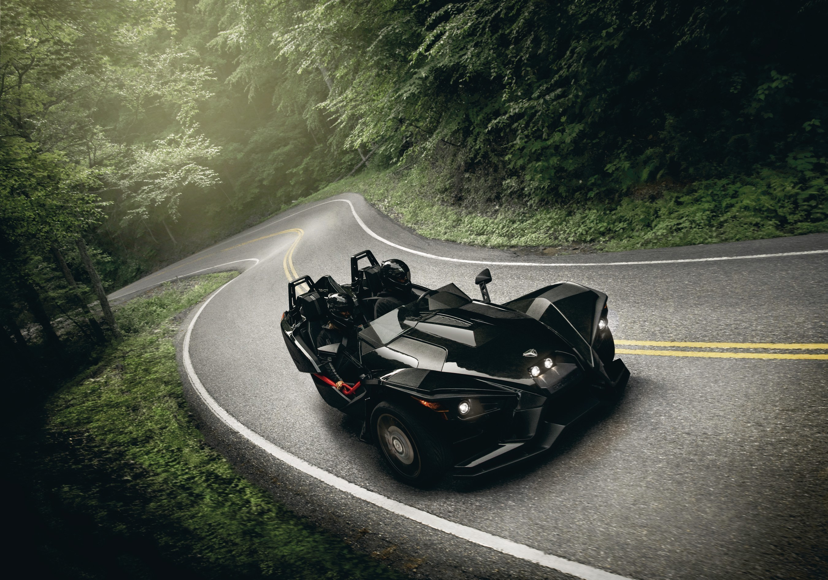 Polaris(R) Slingshot(R) is adding a striking new edition to its line-up - the Black Pearl SL Limited Edition - starting this August.
