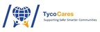 """Tyco launches its renewed global corporate social responsibility initiative with a new brand, """"Tyco Cares"""""""