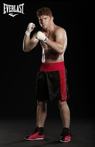Canelo Alvarez Joins the Everlast Team of Athletes.  (PRNewsFoto/Everlast Worldwide Inc.)