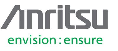 Anritsu Logo.      (PRNewsFoto/Anritsu Company)