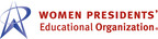 Women Presidents' Educational Organization logo.